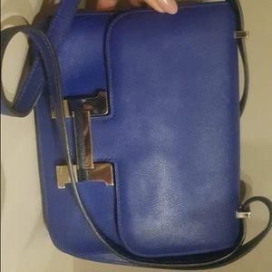 Hermes Constance Mini 18 Blue